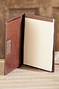 Deluxe Leather File Pad