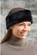Shearling Sheepskin Headband