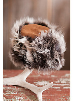Reversible Sheepskin Cossack Hat