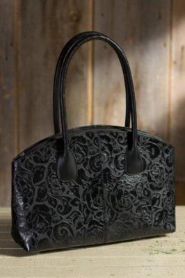 Rosal Leather Satchel