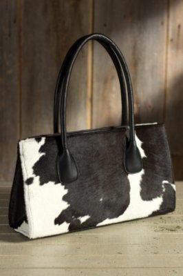 Desoto Calfskin Leather Tote Bag