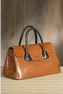 Overland Glendale Leather Handbag