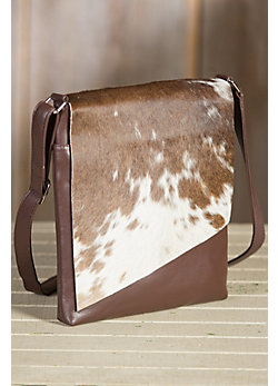 Women's Eckert Medium Cowhide Crossbody Handbag