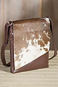 Women's Eckert Medium Cowhide Crossbody Handbag