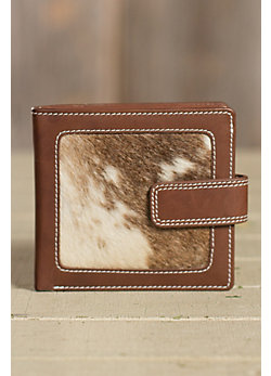 Retreat Cowhide Leather Wallet