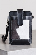 Women's Lamar Cowhide Phone Case Wallet