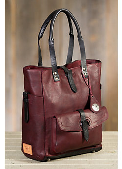Will Ashland Leather Tote Bag
