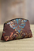 Passion Ranch Brocade Wristlet Clutch