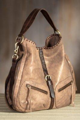 Overland Nadia Leather Handbag