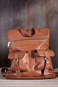 Women's Dorothy Leather Backpack