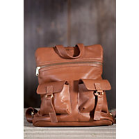 Women's Dorothy Leather Backpack Western & Country