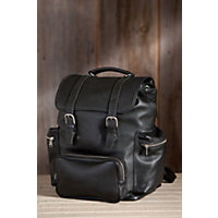 Peyton Oversized Travel Leather Backpack Western & Country