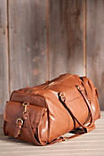 Sojourner American Cowhide Leather Duffel Bag