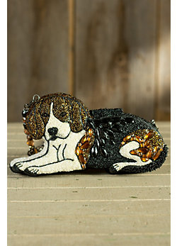 Puppy Love Mary Frances Designer Handbag