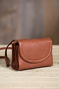 Women's Urbanizer Multi-Pocket Leather Handbag