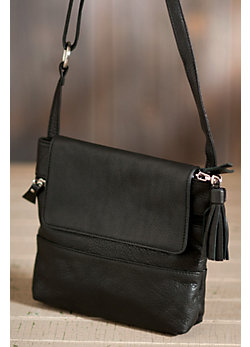 Women's Tara Leather Handbag