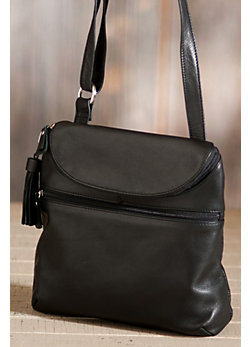 Women's Kaycee Creel Leather Handbag