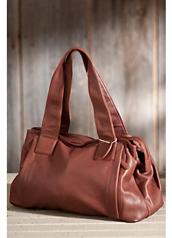 Women's Rachel Leather Tote