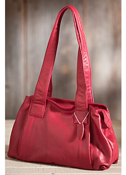 Women's Ava Argentinian Leather Handbag