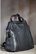 Jillian Leather Backpack Handbag