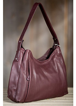 Women's Samantha Leather Handbag