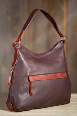 Elena Argentinian Leather Handbag