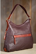 Women's Elena Argentinian Leather Handbag