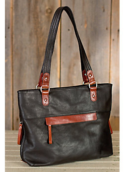 Women's Molly Leather Tote Bag