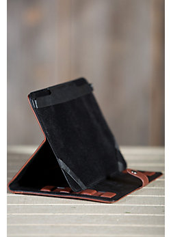 iPad Leather Easel