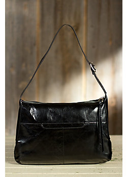 Women's Hobo Helene Leather Handbag