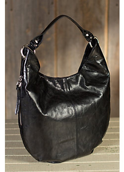 Women's Hobo Gardner Leather HandBag