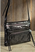 Women's Hobo Cassie Leather Crossbody Handbag