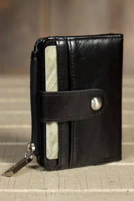 Hobo Val Leather Wallet
