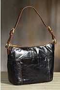 Hobo Charlie Leather Handbag