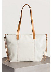 Hobo Cecily Leather Mini-Tote Handbag
