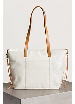 Hobo Cecily Leather Mini-Tote Handbag