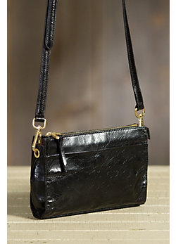 Hobo Angie Leather Handbag