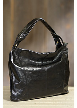 Hobo Alannis Leather Handbag
