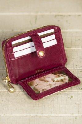 Hobo Katya Leather Wallet