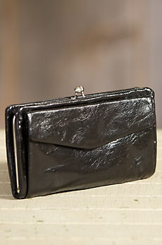 Hobo Cameran Leather Wallet