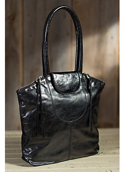Women's Hobo Skye Leather Handbag