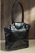Women's Hobo Skye Leather Handbag