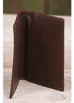 Franco Leather Card Case