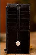 Women's Hobo Metro Slide Leather Wallet