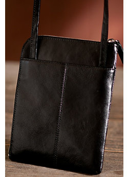 Women's Hobo Sofia Leather Handbag