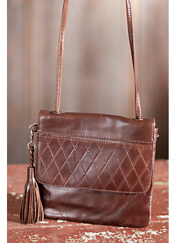 Women's Hobo Hayden Leather Cross Body Bag