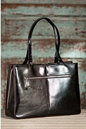 Women's Hobo Morena Leather Tote Bag