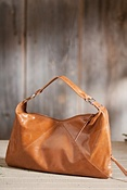 Women's Hobo Paulette Leather Handbag