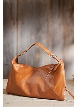 Hobo Paulette Leather Handbag