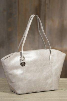 Hobo Patti Leather Tote Bag